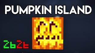 2b2t Pumpkin Island