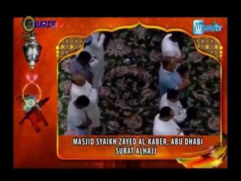 Imam: Syeikh Misyari Rasyid al Afasy-Surat Al HAjj