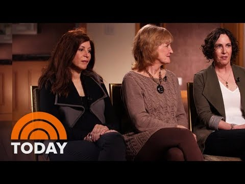 3 Dustin Hoffman Accusers Speak Out In Exclusive   TODAY