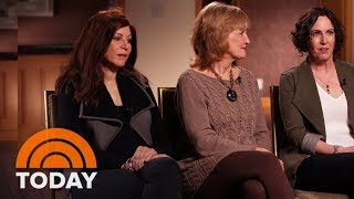 3 Dustin Hoffman Accusers Speak Out In Exclusive Interview | TODAY