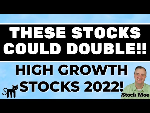 THESE STOCKS COULD QUICKLY - BEST GROWTH STOCKS TO BUY NOW WITH THE STOCK MOE PATREON REVIEW