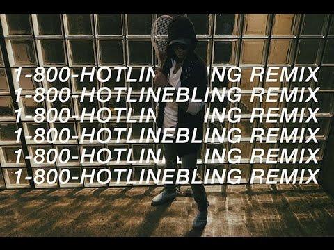Justin Bieber - Hotline Bling (Audio)