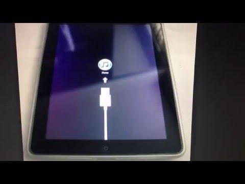 Неизвестная ошибка Itunes 9 или как вывести Iphone, Ipad из режима восстановления
