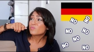 NO'S IN GERMANY