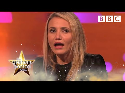 Cameron Diaz on cheating partners  The Graham Norton : Series 15 Episode 1 P  BBC One