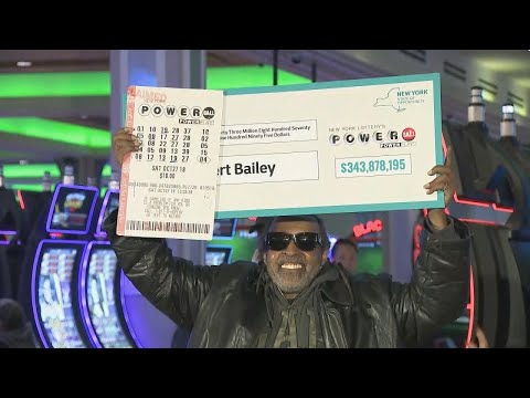New Yorker Who Won $350 Million in Powerball Played Same Numbers for 25 Years