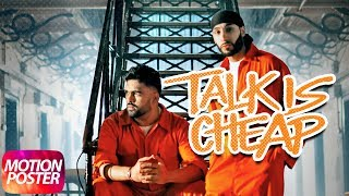 Motion Poster | Talk Is Cheap | Dilraj Grewal | Manni Sandhu | Har G | Releasing On 21st June 2018