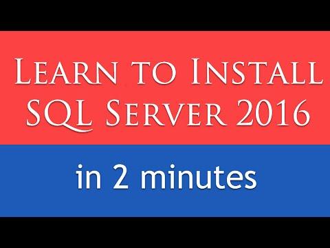 Learn to Install SQL Server 2016 in 2 minutes:freedownloadl.com  development, top, softwar, sql, backup, window, download, edit, free, laptop, develop, secur, busi, engin, 2014, server