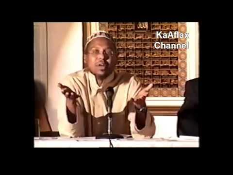 Sabarka  Waqtiyada Adag Sh. Mustafa Xaji Ismail