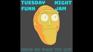 Tuesday Night Funk Jam @ Asheville Music Hall 5-15-2018