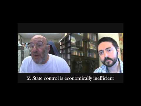 Government - do we need it? An interview with Walter Block