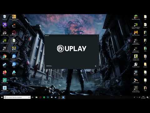 UPLAY LAUNCHER CONNECTION FIX
