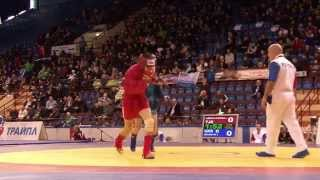 World Sambo Championship \ Minsk 2012 \ COMBAT SAMBO \ HIGHLIGHTS