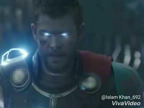 Thor ragnarok climax bgm
