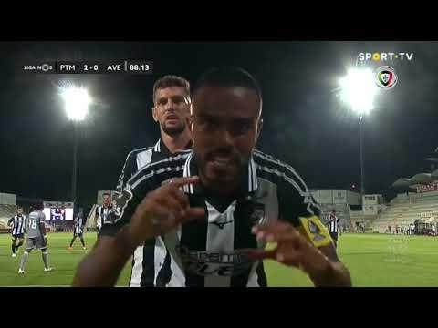 Portimonense [2] - 0 Desp. Aves - Dener 89'