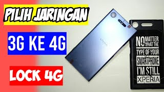 Xperia zr supaya 4G atau LTE.