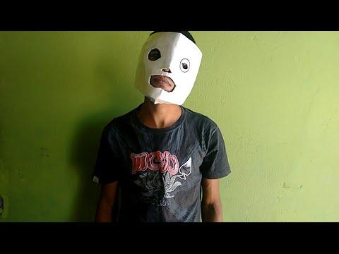 ff6c7af13 como fazer mascara corey taylor (slipknot) parte 2 - YouTube