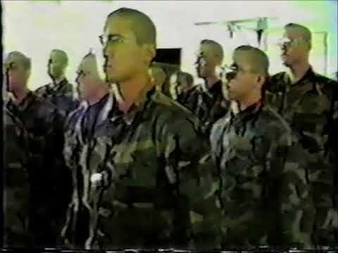 MARINE CORPS BOOTCAMP Plt 1127 Dec 1987 - Feb 1988