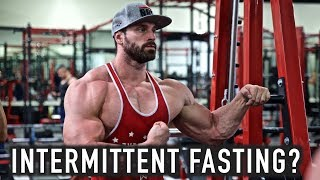 INTERMITTENT FASTING DOES IT WORK!?