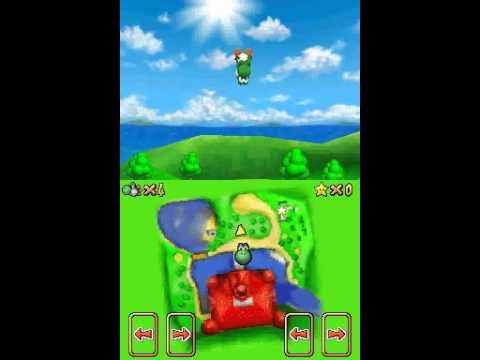[NDS] Super Mario 64 - 0. Cómo empezar