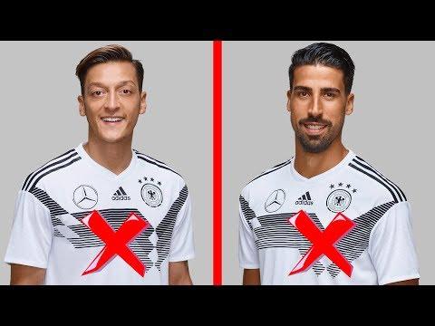 5 DFB-Spieler, die SOFORT zurücktreten sollten !
