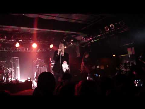 Ville Valo RAGES at microphone! HIM @ Sonar, Baltimore