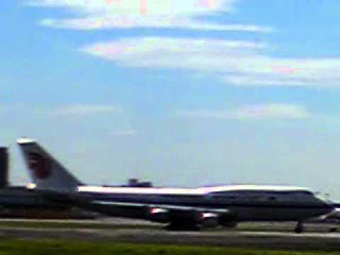 中国国際航空公司AIR CHINA FREIGT/ B747-400BCF/CA1074/