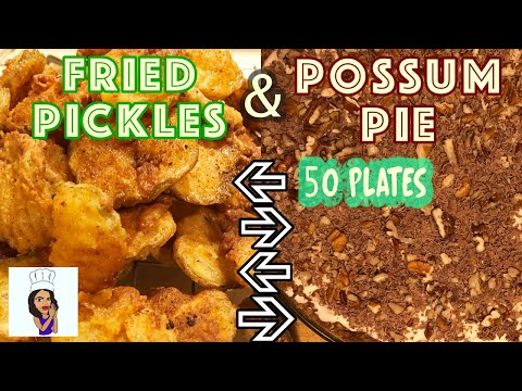Fried Pickles & Possum Pie - ARKANSAS | 50 Plates