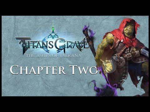 Evil Awakens! | Chapter 2 | TITANSGRAVE