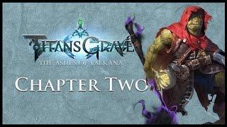 Evil Awakens! | Chapter 2 | TITANSGRAVE
