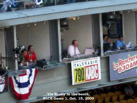 Vin Scully calls Koufax perfect game