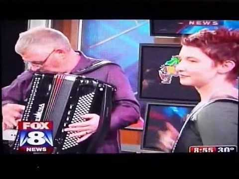 Zydeco Kings - ZYDECO BOOGALOO - LIVE 29DEC11 on FOX8NEWS