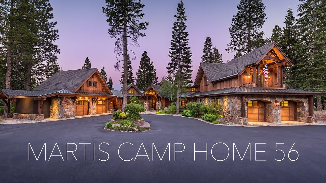 Sold Martis Camp Home 56 For Sale Youtube