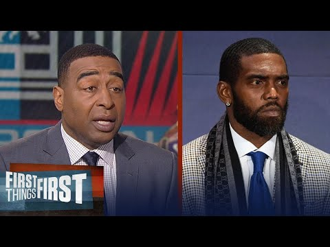 Cris Carter on Randy Moss joining the Pro Football Hall of Fame | FIRST THINGS FIRST