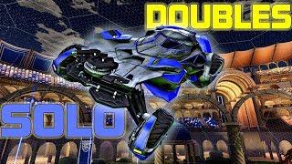 Solo Doubles + итоги розыгрыша | Rocket League