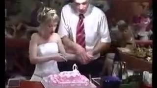Случаи на свадьбе