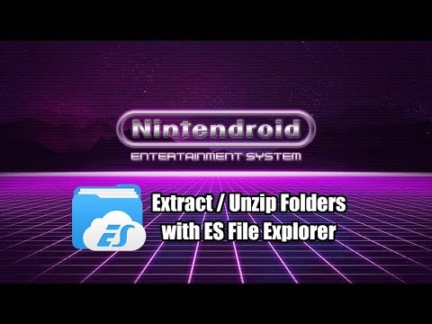 How To Extract / Unzip Zipped Folders With ES File Explorer On Firesticks, Fire TV, And Android