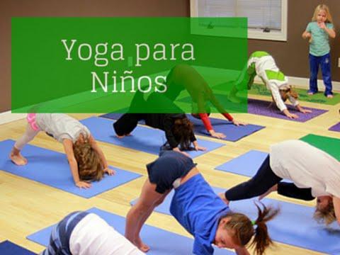 yoga p ninos