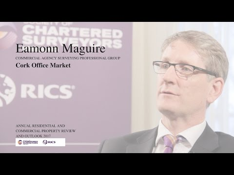 Eamonn Maguire Cork Office Market