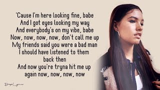 Mabel - Don't Call Me Up (Lyrics) 🎵