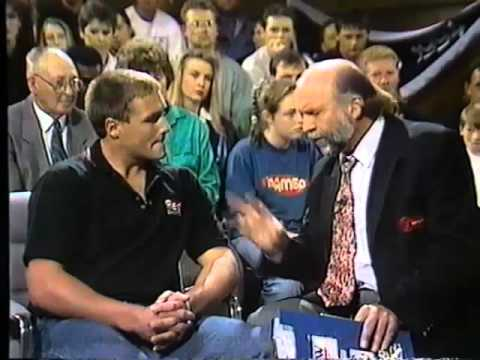 Tony Lockett on 'I'm Rex Hunt and You're Not' - St Kilda days