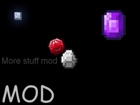 Minecraft Mod: More stuff 1.4.7 V2