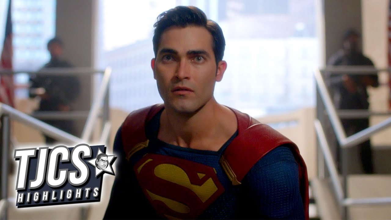 CW Continues Superman Hate In CW Crossover Elseworlds