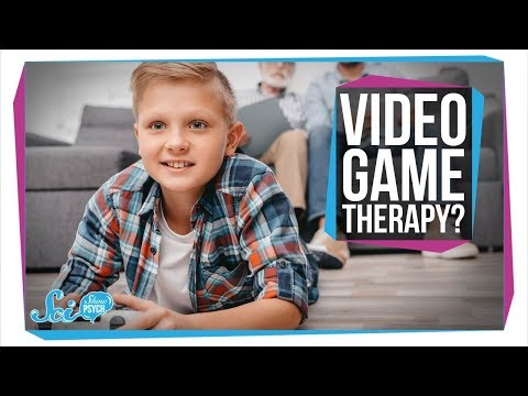Will Video Games Eventually Replace Your Therapist?