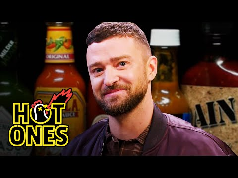 justin-timberlake-cries-a-river-while-eating-spicy-wings-|-hot-ones