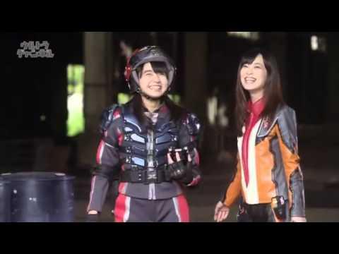 Ultraman x ginga victory vs dark monster