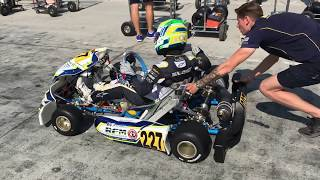 PIT STOP WSK Open Cup, South Garda Karting