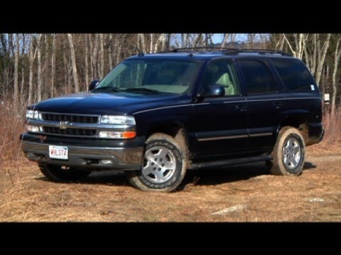 2000-2006 Chevrolet Tahoe Pre-Owned Vehicle Review ...