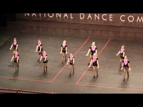 Charmy Tap Dance (age group 9-10) -  Song 9 to 5 -
