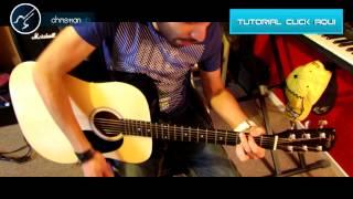 Si No te Hubieras Ido MARCO ANTONIO SOLIS cover guitarra